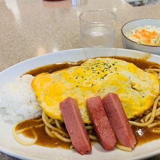 日替りスパゲッティー(スパゲティ コモ )