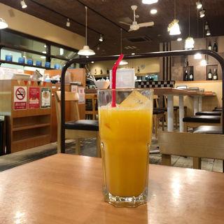オレンジジュース(壁の穴 フレスト香里園店 )