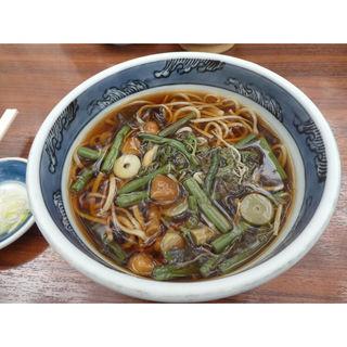 山菜そば(玉乃屋 )
