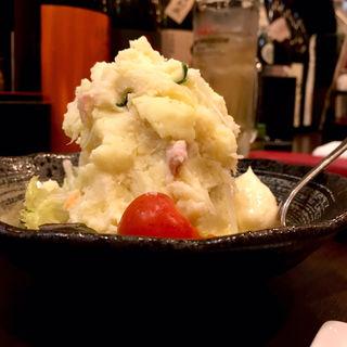 ボンちゃん特製ポテトサラダ(炭火 串焼きボンちゃん)
