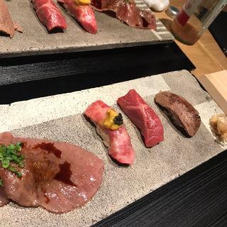 肉寿司コース