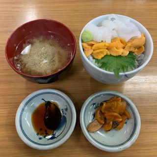 一膳丼(かにの北遊 )