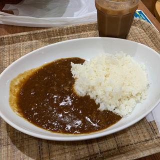 牛すじカレー(フェスタガーデン 横浜ワールドポーターズ)