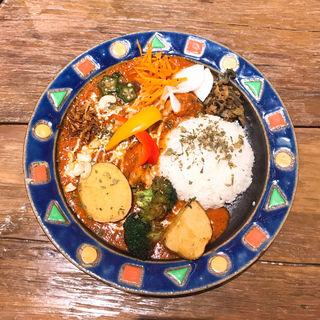 (Mikazuki curry SAMURAI. 下北沢店)