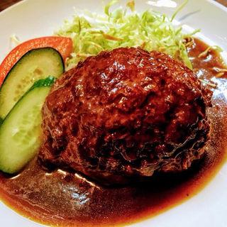 ハンバーグ(グリル太平 (タイヘイ))