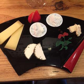 チーズ三種盛り(Ace (エース))
