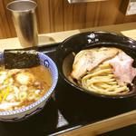 味玉つけ麺(小)