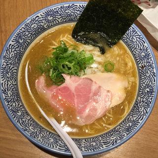 鬼煮干し中華そば(麺屋 渡海)