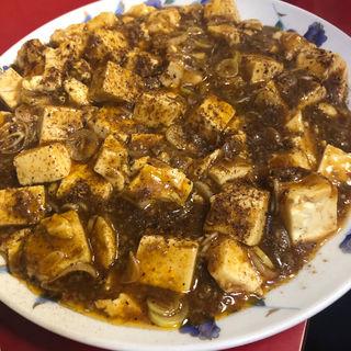 麻婆豆腐(中国料理味味 (ミミ))