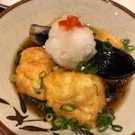 揚げ出し豆腐(アオギリ )