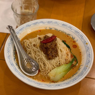 冷やし坦々麺(中国ラーメン揚州商人 東池袋店 (チュウゴクラーメン・ヨウシュウショウニン))