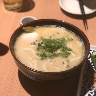 鶏白湯かけごはん(二◯加屋長介 中目黒店)