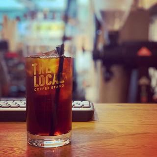 水出しアイスコーヒー(ザ ローカル (THE LOCAL))