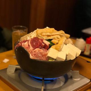 塩ちゃんこ(ちゃんこ鍋神乃浦)
