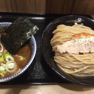 濃厚豚骨魚介つけ麺(大)(京都 麺屋たけ井 阪急梅田店 (きょうと めんやたけい))