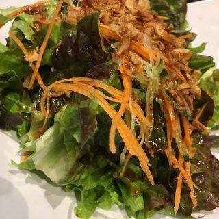 チョレギサラダ(焼肉永昌苑 福岡店)