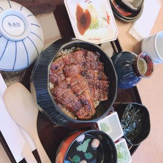 ひつまぶし(ひつまぶし名古屋備長)