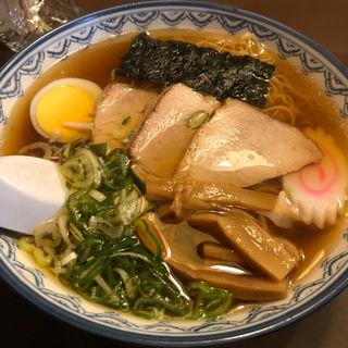 千秋麺(そば処 紀文 (きぶん))