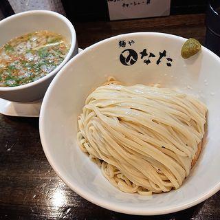 あっさり塩つけ麺(麺や ひなた)