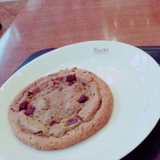 ソフトクッキーチョコレートチャンク(タリーズコーヒー ラゾーナ川崎店)