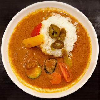 鎌倉野菜カレー(スパイスハウス ペペ )