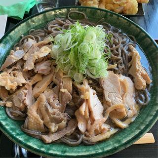 でっかい肉そば(肉そば藤七 (ニクソバトウシチ))