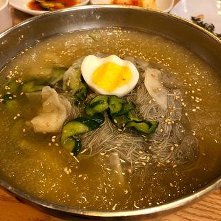 冷麺(コサム冷麺専門店 )