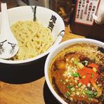 味玉カラシビつけ麺