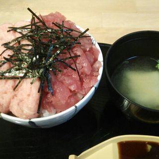 マグロ二色丼(魚楽 )