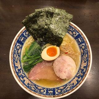 中村屋らーめん 塩(麺処 中村屋)