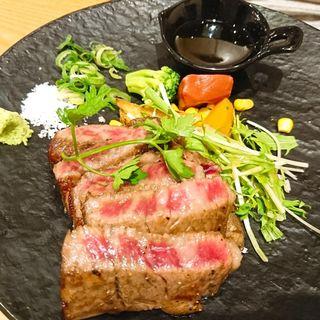 シェフおまかせカットステーキ(近江牛 岡喜 )