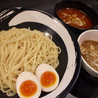 つけ麺大盛/王道+薬膳(つけ麺 六芒星)