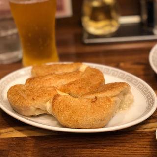 焼餃子(6個)(萬福)