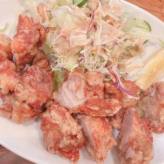 鶏のからあげ 大(4コ)(英洋軒 姫路駅前店 )