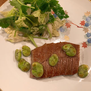 牛ステーキ(コノ花まひろ )