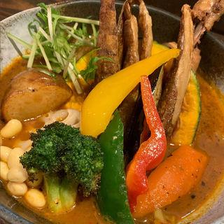 (Mikazuki Curry SAMURAI.原点 (ミカズキカレーサムライゲンテン【旧店名】RojiuraCurrySAMURAI.原点))