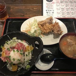 ランチメニュー(武屋食堂 泉店 (たけやしょくどう))