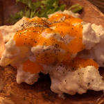 ポテトサラダ(仙台焼き鳥とワインの店 大魔王 )