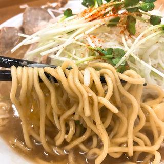 濃厚豚骨味噌ラーメン(零 都島店)