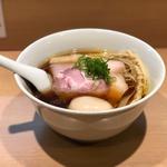 特製つけ麺(らぁ麺 はやし田)