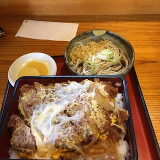 カツ丼(あかし庵 (あかしあん))