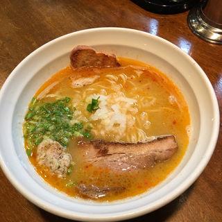 鶏そば塩(はりけんラーメン )