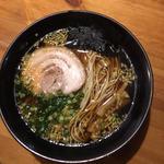 煮干蕎麦(醤油)