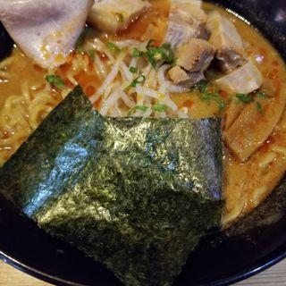 名古屋赤味噌ラーメン
