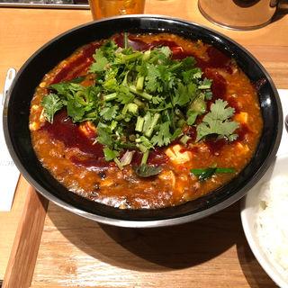 全とろ麻婆麺(新潟三宝亭東京ラボ宮益坂店 )