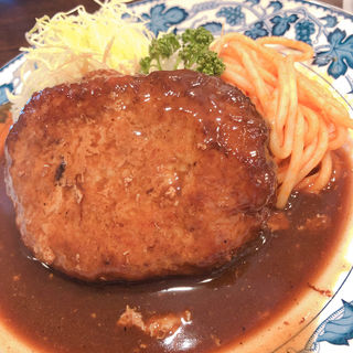 ハンバーグステーキ (重亭)