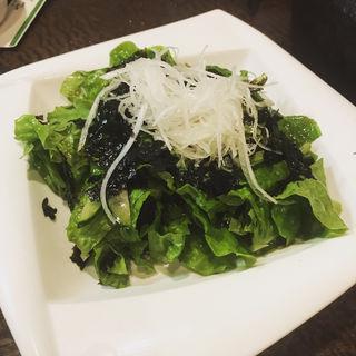 チョレギサラダ(焼肉せんりゅう 綾瀬駅前店 )
