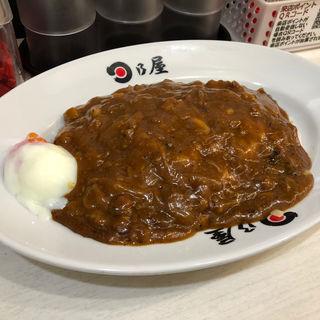 チーズカレー温玉のせ(日乃屋カレー 溜池山王店 )