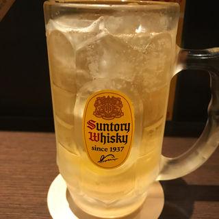 ハイボール濃い目(青横ハイボール酒場 )