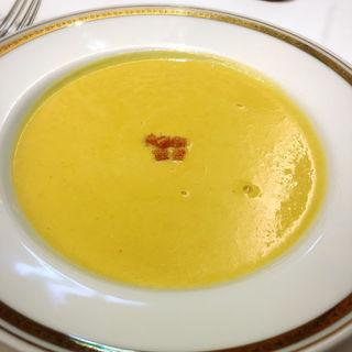 コーンスープ(みかわや)